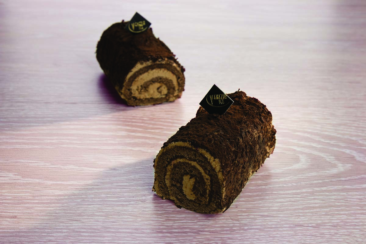 ROULÉ CHOCOLAT IND