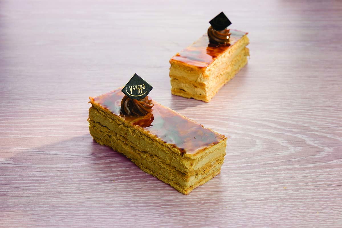 MILLEFEUILLE CARAMEL IND