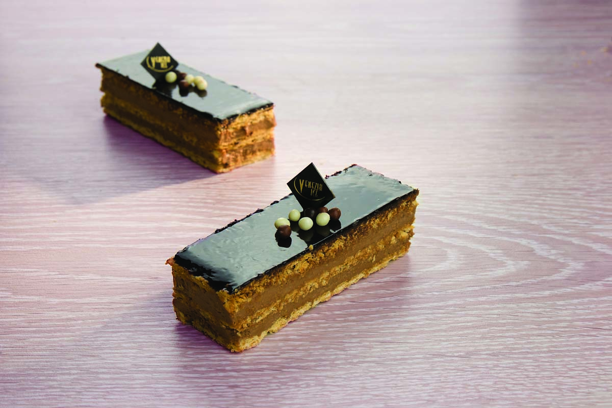 MILLEFEUILLE CHOCOLAT IND