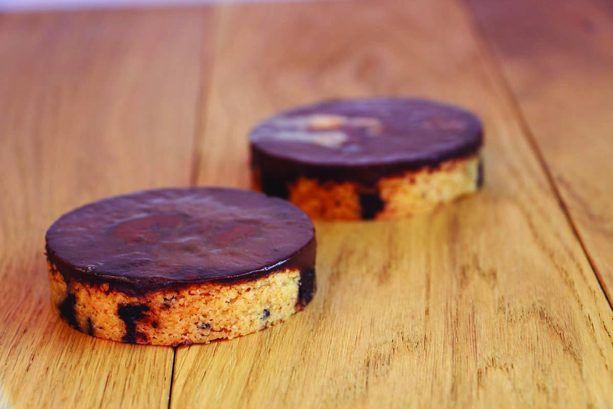 COOKIES CRÈME CHOCOLAT CARAMEL