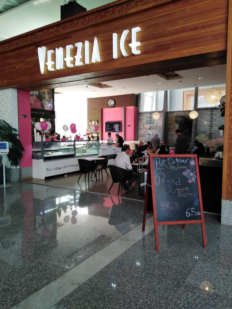 Tu Casa, Venezia Ice Marjane Tanger